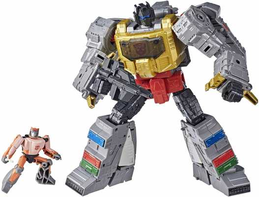 Transformers Studio Series 86-06 Leader