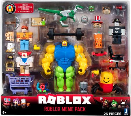 Roblox Action Collection - Meme Pack Playset