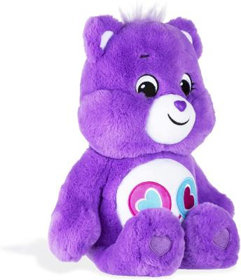 Care Bears Share Bear Stuffed Animal, 14 inches
