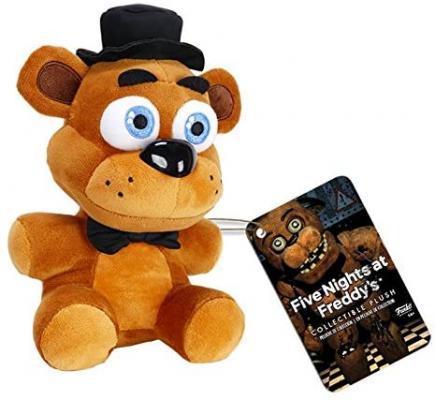 Funko Five Nights at Freddy's Freddy Fazbear Plush