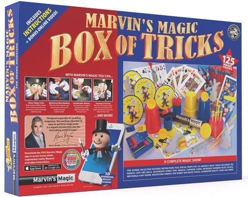 Marvin's Magic - 125 Amazing Magic Tricks for Children