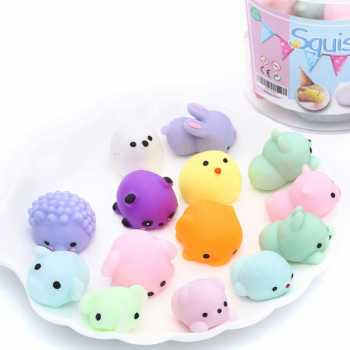 Squishies Squishy Toy 24pcs Party Favors for Kids