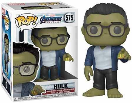 Funko Pop! Marvel: Avengers Endgame - Hulk with Taco, Multicolor (45139)