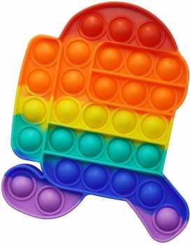 Push Pops Bubble Fidget Sensory Toys