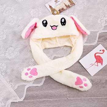 IronBuddy Rabbit Hat Ear Moving