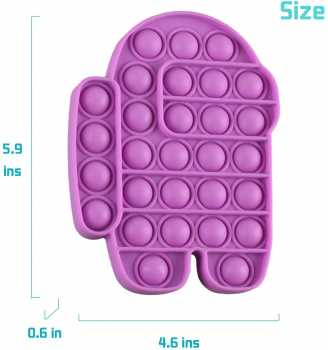 Fidget Toys Pack Push Popping Bubble Sensory Toy