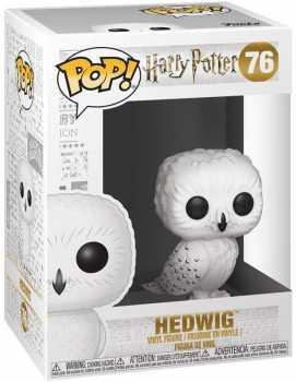 Funko 35510 Pop! Harry PotterHedwig, Standard, Multicolor