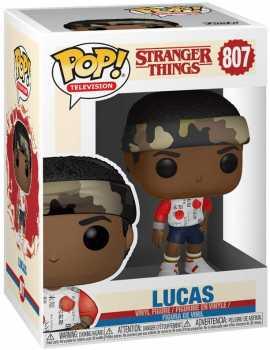 Funko 38530 POP Vinyl: Television: Stranger Things: Lucas, Multi, One-Size