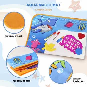 Water Doodle Mat - Kids Painting