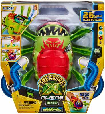 Treasure X Aliens Ultimate Dissection Kit