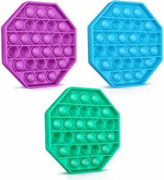 Colplay [3PCS Pop Pop Fidget Toys Pack