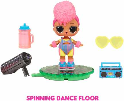 LOL Surprise Dance Dance Dance Dolls with 8 Surprises