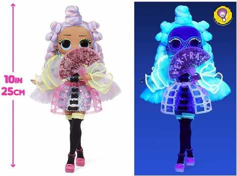 LOL Surprise OMG Dance Dance Dance Miss Royale Fashion Doll