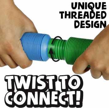 BunMo XL Pop Tubes Sensory Toys for Autistic Children