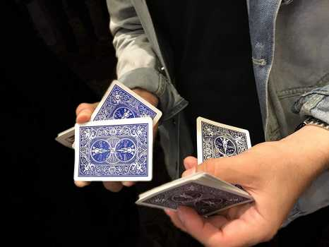 Bicycle Standard and Jumbo Playing Cards - Single Deck