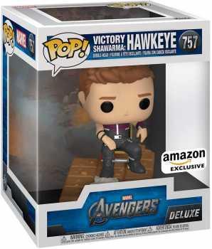 Funko Pop! Deluxe, Marvel: Avengers Victory Shawarma Series - Hawkeye