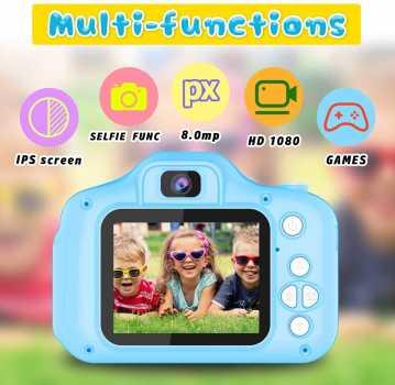 Seckton Upgrade Kids Selfie Camera