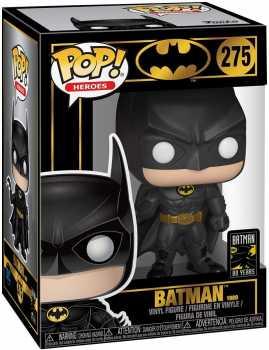 Funko Pop! Heroes: Batman 80th - Batman (1989),Multicolor