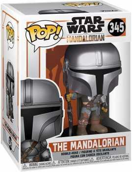 Funko Star Wars: The Mandalorian - The Mandalorian (Final) Vinyl Bobblehead