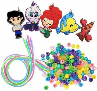 Tara Toys Ariel Necklace Activity Set