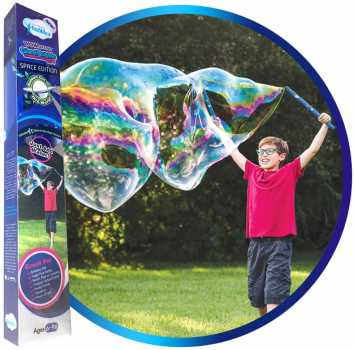 WOWMAZING Space Theme Giant Bubble Kit