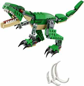 LEGO Creator Mighty Dinosaurs 31058 Dinosaur Set (174 Pieces)
