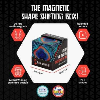 SHASHIBO - The Shape Shifting Box STEM/STEAM Fidget Geometric 3D