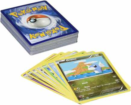 Pokemon Assorted Cards, 50 Pieces