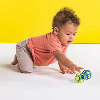 O Ball Bright Starts Oball Shaker Rattle Toy