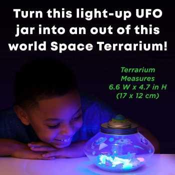 Creativity for Kids Crystal Space Terrarium Kit