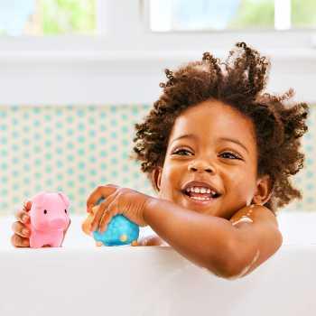 Munchkin Squirtin Bath Toy, Barn Buddies