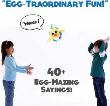 Move2Play - Egg Toss