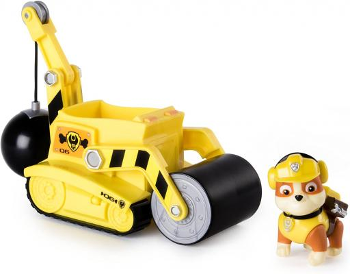 Paw Patrol – Rubble's Steam Roller Construction Vehicle