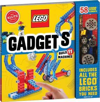 Klutz Lego Gadgets Science/STEM Activity Kit