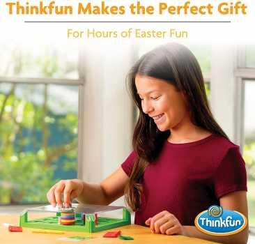 ThinkFun Circuit Maze Electric Current Brain Game and STEM