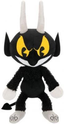 Honeytoy 3 Pcs Cuphead & Mugman Plush Toys Mugman The Devil Legendary Chalice King Dice Soft Stuffed Dolls