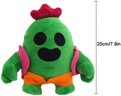 SAMTITY Cactus Plush Doll, Childrens Cactus Stuffed Toy
