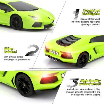 QUN FENG RC Car 1:18 Lamborghini Aventador Radio Remote Control Cars