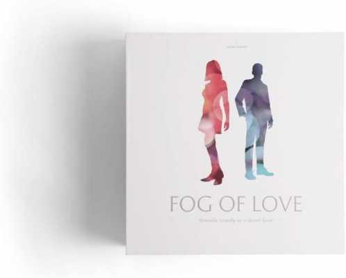 Fog of Love Board Game Male/Female version