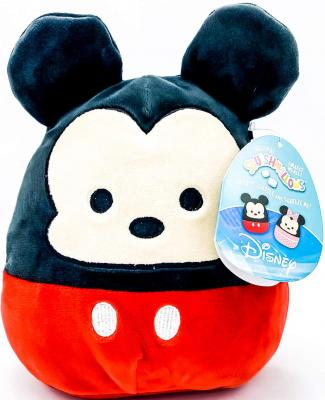 Disney Squishmallow 8inch Mickey Mouse Kelly Toys Super Soft Stuffed Plush Toy Pillow