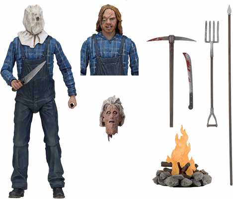 NECA - Friday The 13th - 7in Scale Action Figure - Ultimate Part 2 Jason