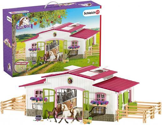 Schleich Horse Club, 44-Piece Playset, Horse Toys