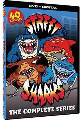 Street Sharks - The Complete Series + Digital