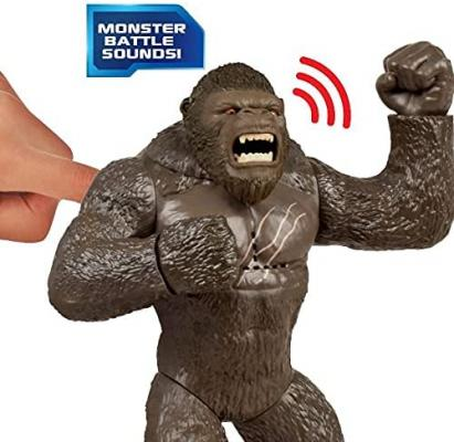Godzilla vs. Kong 2021 Bundle of 2 Monsterverse Movie Series 7inch Action Figures