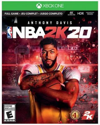 Xbox One S 1TB Console - NBA 2K20 Bundle