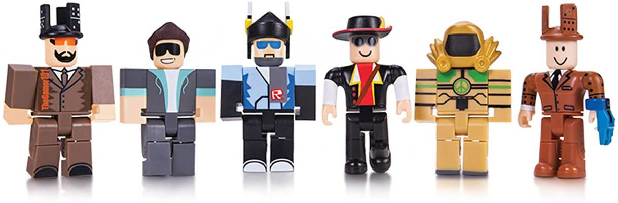 Roblox Action Collection - Legends of Roblox Six Figure Pack