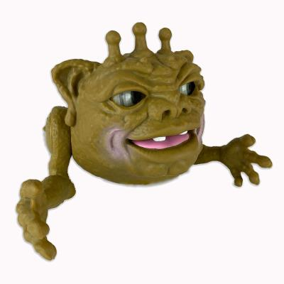 Boglins King Dwork 8inch Collectible Figure with Super Stretchy Skin & Movable Eyes and Mouth, Popular Retro Toy from The 80's
