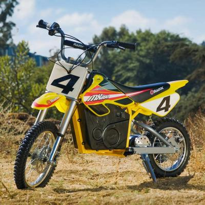 Razor MX650 Dirt Rocket Electric-Powered Dirt Bike with Authentic Motocross Dirt Bike Geometry