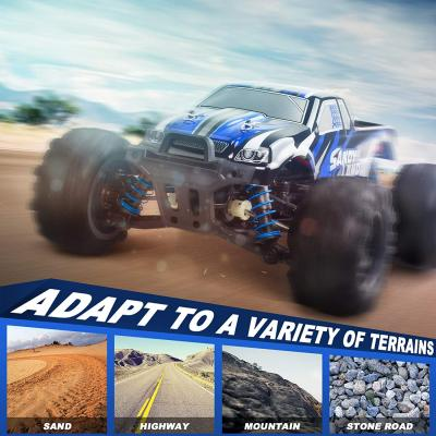 VCANNY Remote Control Car, Terrain RC Cars, Electric Remote Control Off Road Monster Truck