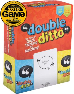 Double Ditto - Family Party Board Game